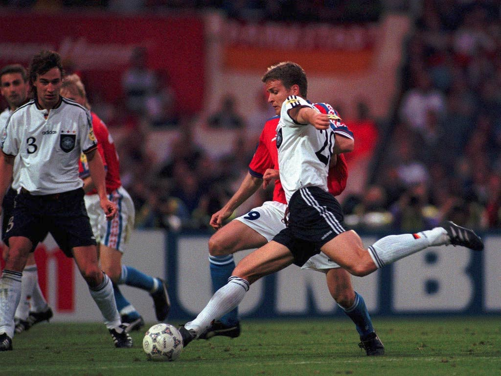 Bierhoff Golden Goal Europeo 1996