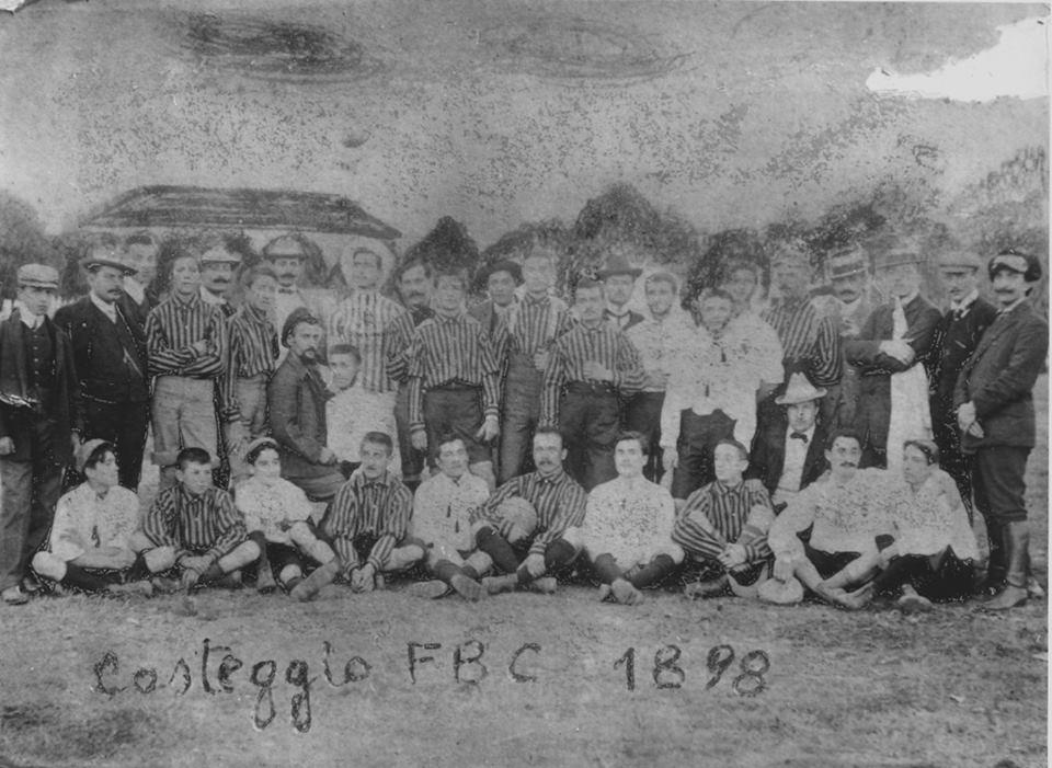 Football Club Casteggio, la squadra più antica in Lombardia