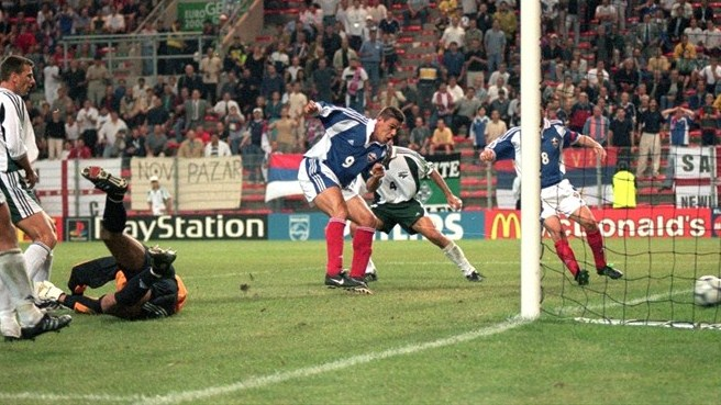 Milosevic Slovenia Europeo 2000