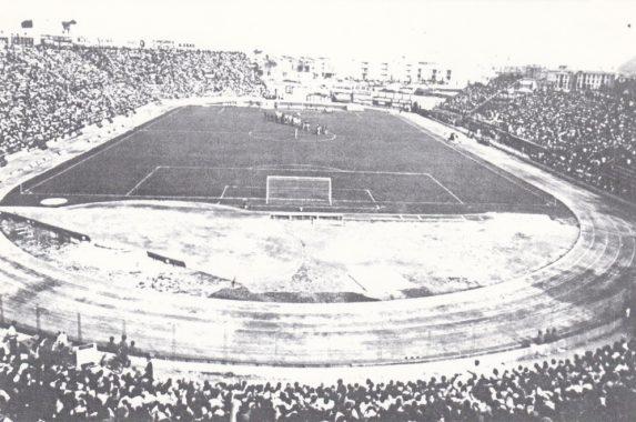 Lo stadio Amsicora, vecchia casa del Cagliari