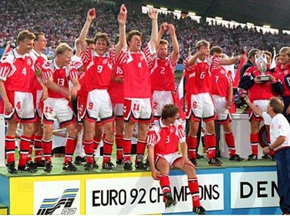 Danimarca Europeo 1992