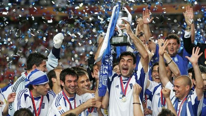 Europeo 2004 Dellas Grecia Portogallo