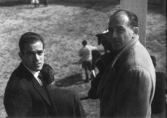 Alfredo di Stefano e Luisito Suarez