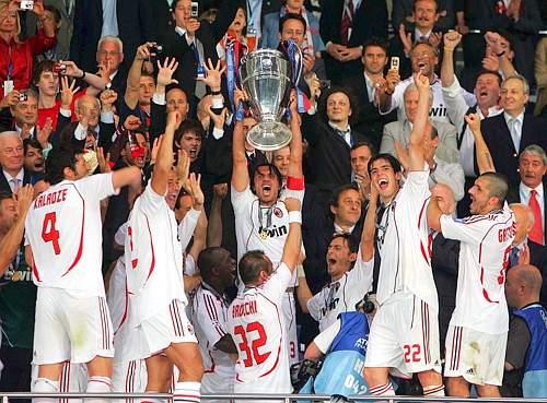 Maldini Champions 2007 Milan